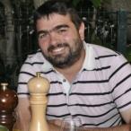 Chef Paul Courtaux - soirée des Chefs - 2011 - 25 ans de Trinque Fougasse