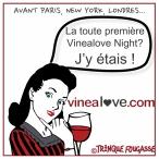 Première VinealoveNight chez Trinquefougasse - juillet 2013 - j'y étais!