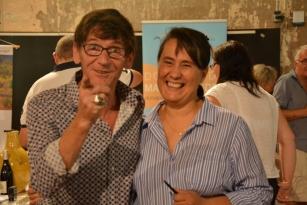 17ème Salon des Vins d'Aniane - 24 au 26 juillet 2015 - photo Patricia Huczek Communication - La Réserve d'O © (c)Patricia Huczek 2015
