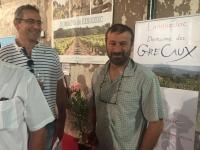 17ème Salon des Vins d'Aniane - 24 au 26 juillet 2015 - Vignerons © (c)Patricia Huczek 2015