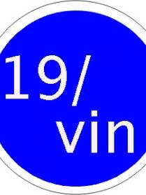19 vin