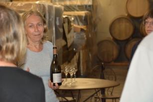 1er Circuit des Coteaux - 13 et 14 juin 2015 à Faugères - Chez Brigitte Chevalier - Domaine de Cébène par Patricia Huczek © ©Patricia HUCZEK 2015