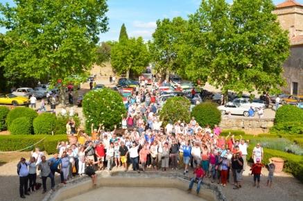 1er Circuit des Coteaux - 13 et 14 juin 2015 à Faugères - IGP Côtes de Thongue - Coteaux du Languedoc par Patricia Huczek