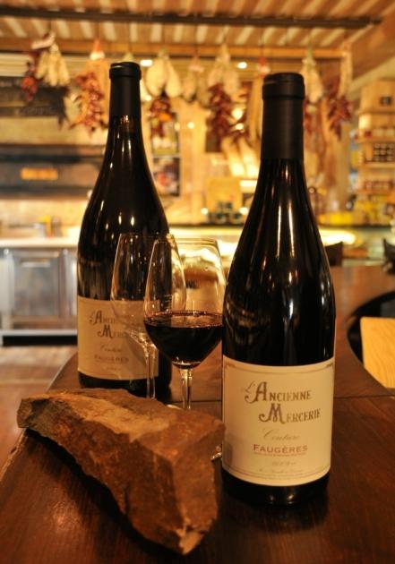 Ancienne Mercerie - Couture Bar à Vins - Olive et le Vin