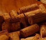 Bouchons et vins