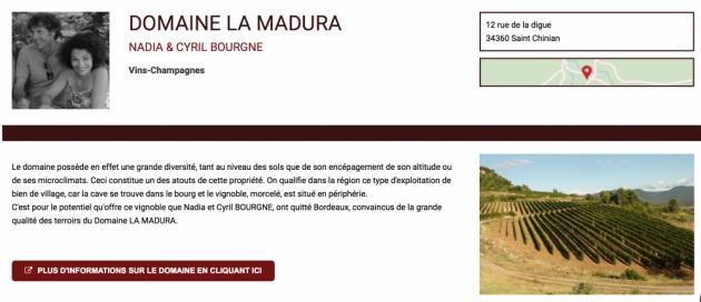 Boutique en ligne 2015 - La Madura - BLOG Trinque Fougasse