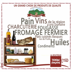 Boutique Trinque Fougasse O'Sud 2014