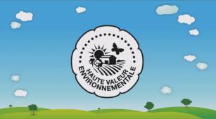 Certification Haute Valeur Environnementale - vidéo
