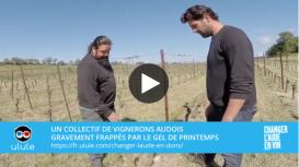 Changer l'Aude en Vin - Changer l'Aude en DONS - mai 2017