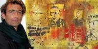 Christophe Brou alias UZITOF - artiste peintre (source: Midi Libre) au Plan de l'Homme les 28 et 29 mars 2015 © (c) Midi Libre