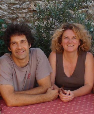 Clos du Gravillas visite du 24 août 2010