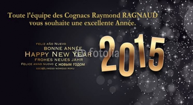Cognac Ragnaud - voeux 2015
