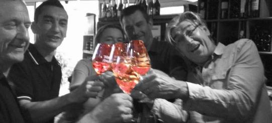 Débarquement de rosés - Niouze 298 - juin 2014 - Dominique Boudet - Olivier Consuegra - Philippe Serra - Pierre Jacquet - Nathalie Caumette