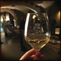 Dégustation avec Olivier Poussier - Château de la Soucherie - Loire - Salon des Vins 2015 par Patricia Huczek © (c)Patricia HUCZEK