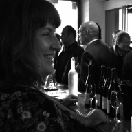 Dégustation Terre de Vins avril 2012 - O'Sud - soirée - Françoise Ollier