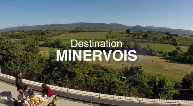 Destination Minervois - web série