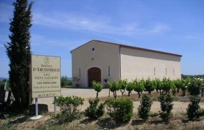 Domaine d'Archimbaud