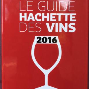 Domaine Décalage dans le guide Hachette 2015 - cuvée Trois Amours
