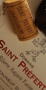 Domaine Isabel Ferrando - Saint Prefert
