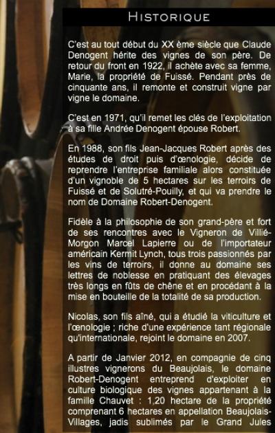 Domaine Robert-Denogent