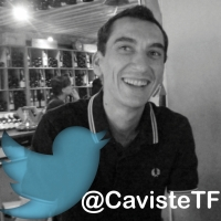 Équipe - Olivier Consuegra - Twitter @CavisteTF