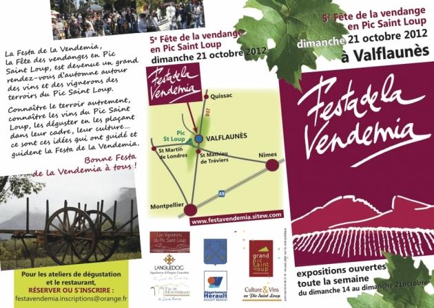 Festa de la Vendemia 2012