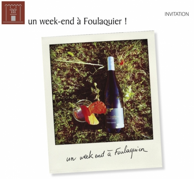 Foulaquier - invitation - 2013