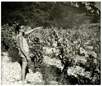 Géraldine Laval - Clos Maïa