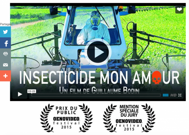 Insecticide mon amour - film - crowfunding - Guillaume Bodin