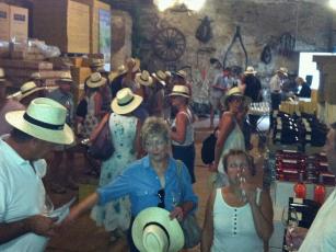 Journée Cave Ouverte au Domaine Ollier Taillefer - dimanche 27 juillet 2014 à Fos 34320
