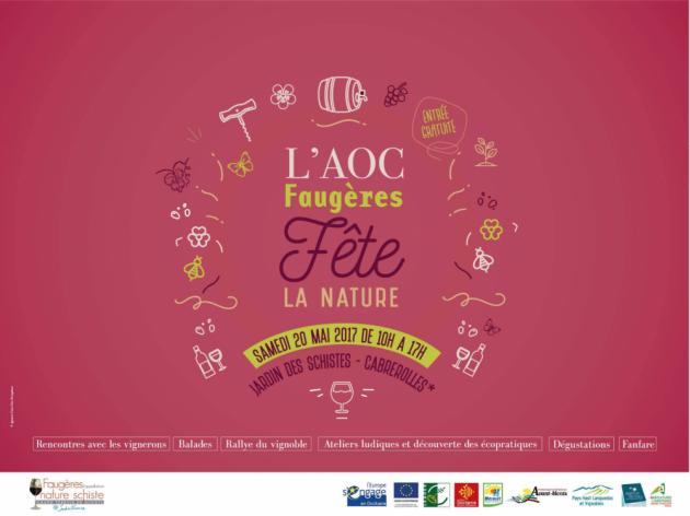 L'AOC Faugères fête La Nature ! - BLOG