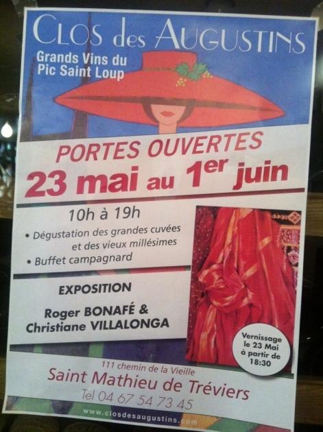 La quinzaine des Augustins - 2014 - Clos des Augustins