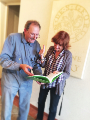 """Le Mailhol du Domaine Henry dans le livre d'André Deyrieux """"À la rencontre des cépages modestes et oubliés"""""""