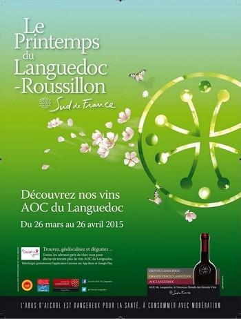 Le show printannier des vins du Languedoc à la Capitale - Sud de France - AOC Languedoc