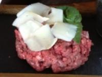 Le Tartare au pesto de Seb Vuillaume - 2012 - Chef O'Sud