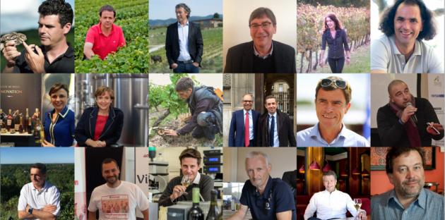 Les 20 du Vin par Vitisphère - 2016 - Blog Trinque Fougasse