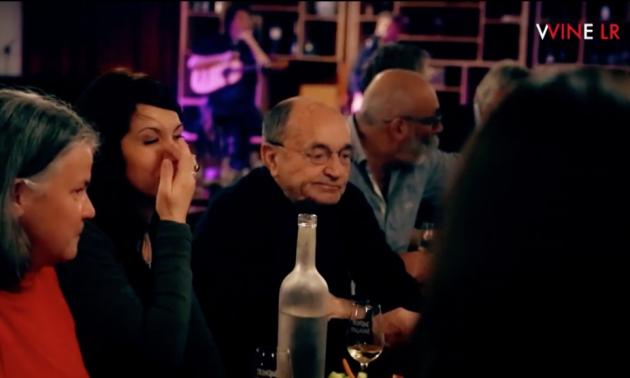Les 85 ans de Gérard Jeanjean chez Trinque Fougasse par Wine LR - Patricia Huczek