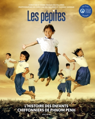 Les Pépites - le film qui retrace la belle aventure humaine et humanitaire du couple des Pallières - 5 oct. 2016 au cinéma