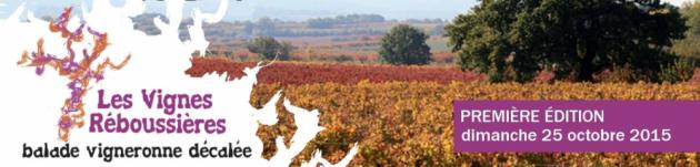 Les Vignes Réboussières - 25 octobre 2015 - Blog Trinque Fougasse