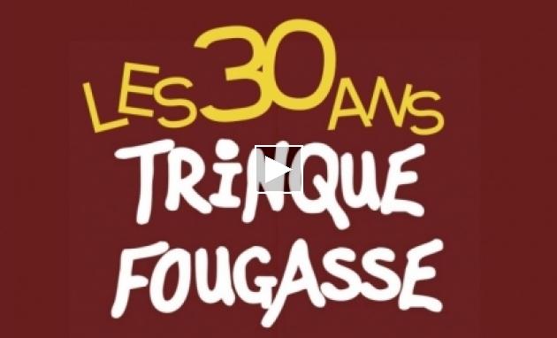 Logo affiche 30 ans