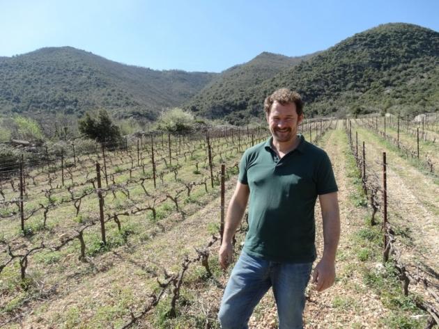 """""""Ma route du vin"""" chez Julien Zernott - Blog"""