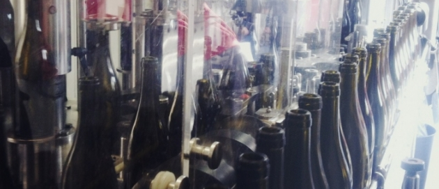 Mas de Figuier - Mise en bouteille cuvée Cinsault Trinquefougasse - Octobre 2013