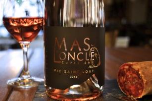 Mas de L'Oncle - Cuvée Emy rosé 2012