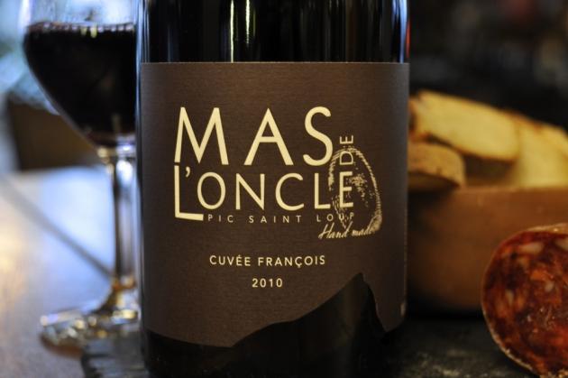 Mas de L'Oncle - Cuvée François 2010