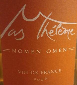Nomen Omen & Grandgousier - Mas Thélème
