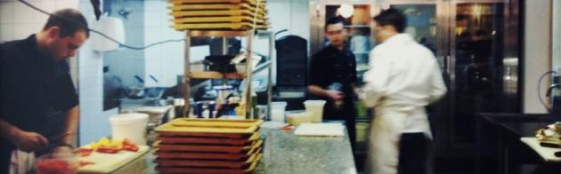 Ouverture O'Sud 18 janvier 2012 la cuisine