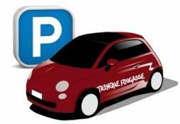 Parking Trinque Fougasse Voiture