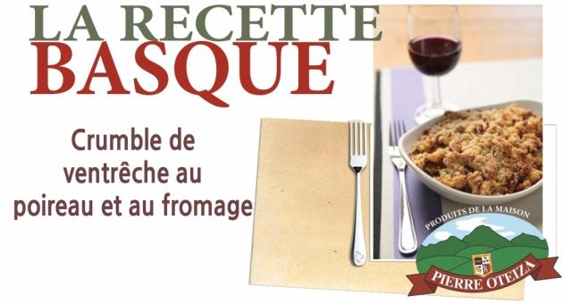 Pierre Oteiza - Recette - Dattes farcies au fromage de brebis basque et bardées de ventrêche