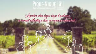 Pique-nique chez le vigneron indépendant - Domaine de Cébène - mai 2015