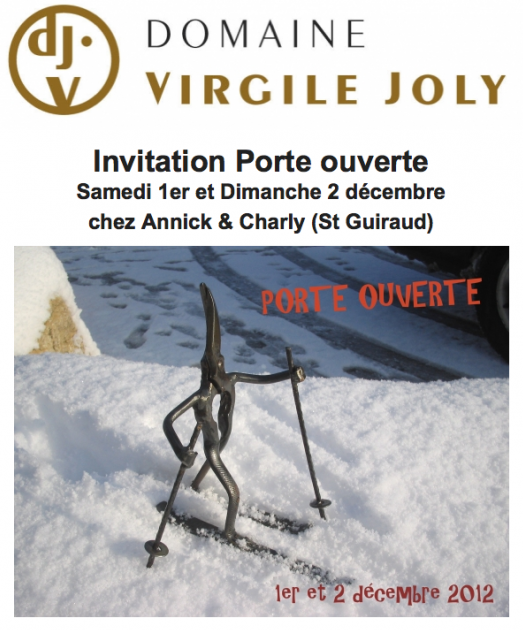 Portes Ouvertes chez Annick & Charly - Virgile Joly